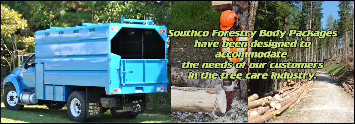 Southco Industries - Forestry Truck Bodies